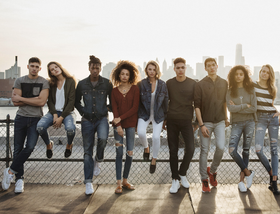 AEO Denim Revolution | 2016